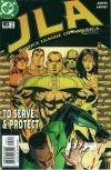 JLA #103 comic books - cover scans photos JLA #103 comic books - covers, picture gallery