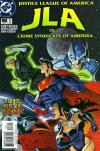 JLA #108 comic books - cover scans photos JLA #108 comic books - covers, picture gallery