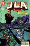 JLA #11 comic books - cover scans photos JLA #11 comic books - covers, picture gallery
