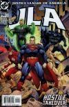 JLA #110 comic books - cover scans photos JLA #110 comic books - covers, picture gallery