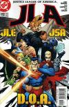 JLA #112 comic books - cover scans photos JLA #112 comic books - covers, picture gallery