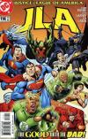 JLA #114 comic books - cover scans photos JLA #114 comic books - covers, picture gallery