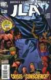 JLA #115 comic books - cover scans photos JLA #115 comic books - covers, picture gallery