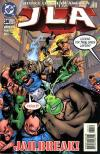 JLA #34 comic books - cover scans photos JLA #34 comic books - covers, picture gallery