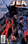 JLA #44 comic books - cover scans photos JLA #44 comic books - covers, picture gallery