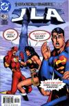 JLA #45 comic books - cover scans photos JLA #45 comic books - covers, picture gallery