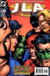 JLA #46 comic books - cover scans photos JLA #46 comic books - covers, picture gallery