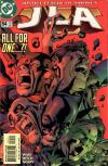 JLA #54 comic books - cover scans photos JLA #54 comic books - covers, picture gallery