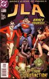 JLA #91 comic books - cover scans photos JLA #91 comic books - covers, picture gallery