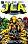 JLA #1 comic books - cover scans photos JLA #1 comic books - covers, picture gallery