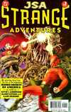 JSA Strange Adventures comic books