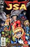JSA #20 comic books - cover scans photos JSA #20 comic books - covers, picture gallery
