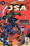 JSA #3 comic books for sale