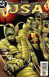JSA #44 comic books - cover scans photos JSA #44 comic books - covers, picture gallery