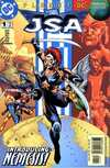 JSA #1 comic books - cover scans photos JSA #1 comic books - covers, picture gallery