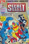 Jack Kirby's Secret City Saga Comic Books. Jack Kirby's Secret City Saga Comics.