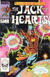 Jack of Hearts # comic book complete sets Jack of Hearts # comic books