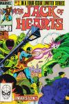 Jack of Hearts #2 comic books for sale
