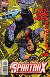 Jackie Chan's Spartan X: The Armour of Heaven #2 comic books for sale