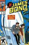 James Bond Jr. #2 comic books for sale