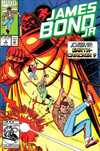James Bond Jr. #3 comic books - cover scans photos James Bond Jr. #3 comic books - covers, picture gallery