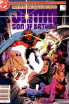 Jemm: Son of Saturn comic books