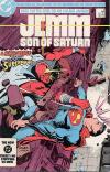 Jemm: Son of Saturn #4 comic books - cover scans photos Jemm: Son of Saturn #4 comic books - covers, picture gallery