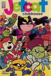 Jetcat Clubhouse comic books
