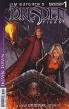 Jim Butcher's The Dresden Files: Down Town Comic Books. Jim Butcher's The Dresden Files: Down Town Comics.