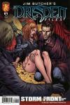 Jim Butcher's The Dresden Files: Storm Front comic books