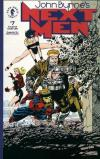 John Byrne's Next Men #7 comic books for sale