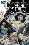 John Byrne's Next Men #5 comic books - cover scans photos John Byrne's Next Men #5 comic books - covers, picture gallery
