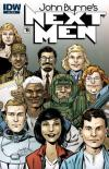John Byrne's Next Men #8 Comic Books - Covers, Scans, Photos  in John Byrne's Next Men Comic Books - Covers, Scans, Gallery