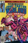 John Carter: Warlord of Mars #28 comic books for sale