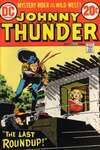 Johnny Thunder comic books