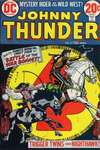 Johnny Thunder #2 Comic Books - Covers, Scans, Photos  in Johnny Thunder Comic Books - Covers, Scans, Gallery