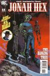Jonah Hex #11 comic books - cover scans photos Jonah Hex #11 comic books - covers, picture gallery