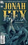 Jonah Hex #14 comic books - cover scans photos Jonah Hex #14 comic books - covers, picture gallery