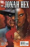 Jonah Hex #16 comic books - cover scans photos Jonah Hex #16 comic books - covers, picture gallery