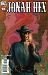 Jonah Hex #19 comic books - cover scans photos Jonah Hex #19 comic books - covers, picture gallery