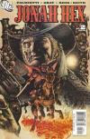 Jonah Hex #2 comic books - cover scans photos Jonah Hex #2 comic books - covers, picture gallery