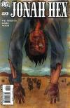 Jonah Hex #20 comic books for sale