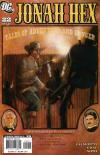 Jonah Hex #22 comic books - cover scans photos Jonah Hex #22 comic books - covers, picture gallery