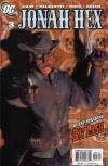 Jonah Hex #3 comic books - cover scans photos Jonah Hex #3 comic books - covers, picture gallery