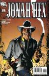 Jonah Hex #31 comic books - cover scans photos Jonah Hex #31 comic books - covers, picture gallery