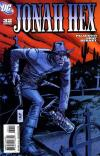 Jonah Hex #32 comic books - cover scans photos Jonah Hex #32 comic books - covers, picture gallery