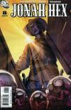 Jonah Hex #8 comic books - cover scans photos Jonah Hex #8 comic books - covers, picture gallery