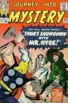 Journey into Mystery #100 comic books - cover scans photos Journey into Mystery #100 comic books - covers, picture gallery