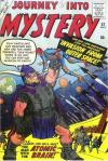 Journey into Mystery #52 Comic Books - Covers, Scans, Photos  in Journey into Mystery Comic Books - Covers, Scans, Gallery