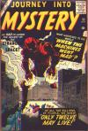 Journey into Mystery #53 Comic Books - Covers, Scans, Photos  in Journey into Mystery Comic Books - Covers, Scans, Gallery